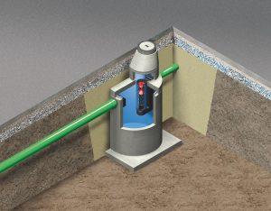 Separator iz betona